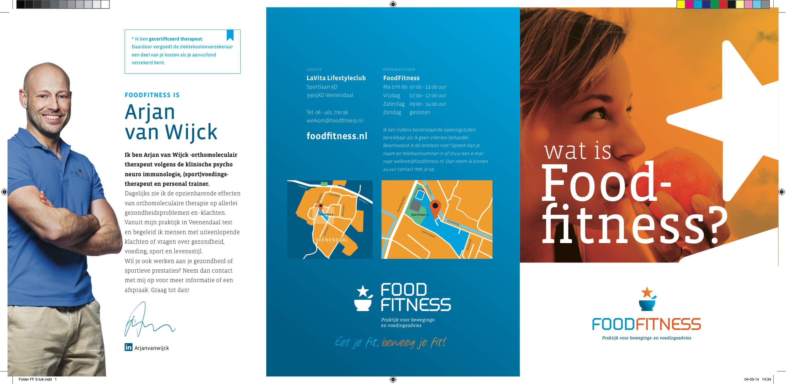 Folder FoodFitness